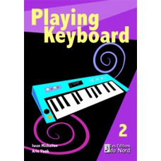 Playing Keyboard 2
